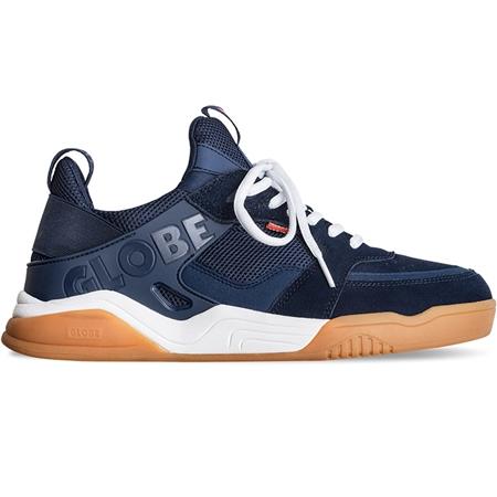 Globe Tilt Evo Shoes - Navy & Gum