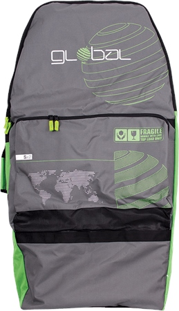 Alder Global S2 Bodyboard Bag - Grey  - Click to view a larger image