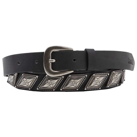 Levi's Sandy Leather Belt - Black  - Click to view a larger image