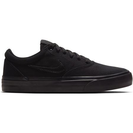Nike SB Charge Shoes - Black  - Click to view a larger image