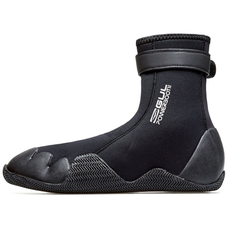 Gul Power 5mm Wetsuit Boots - Black  - Click to view a larger image