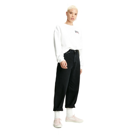 Levi's Balloon Leg Jeans - Black Book Balloon  - Click to view a larger image