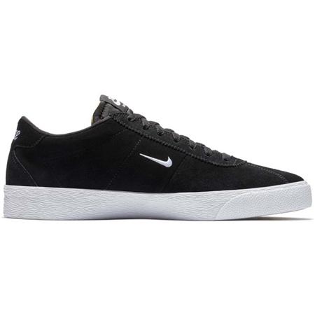 Nike SB Zoom Bruin Shoe - Black, White & Light Brown