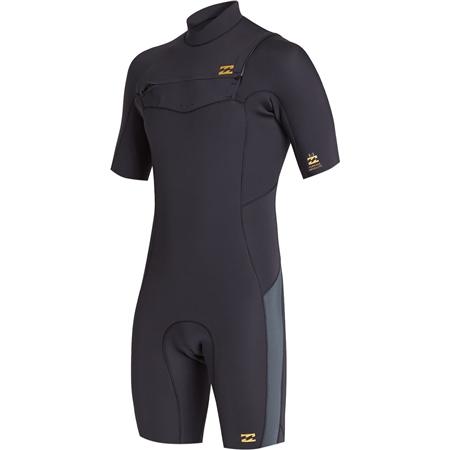 Billabong Furnace Absolute Shorty Wetsuit - Black