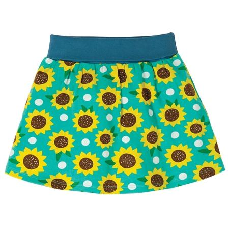 Frugi Luna Skort - Sunflower