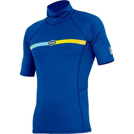 Alder Cruz Rash Vest - Blue  - Click to view a larger image