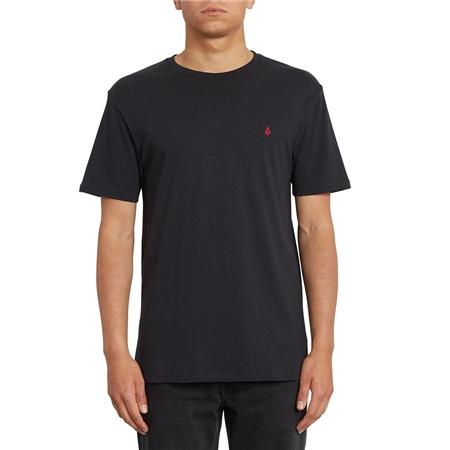 Volcom Stone Blanks T-Shirt - Black