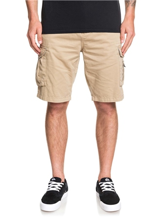 Quiksilver Mens Crucial Battle Walkshorts - Plage  - Click to view a larger image