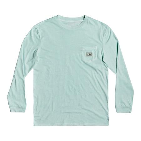 Quiksilver Sub Mission T-Shirt - Beach Glass