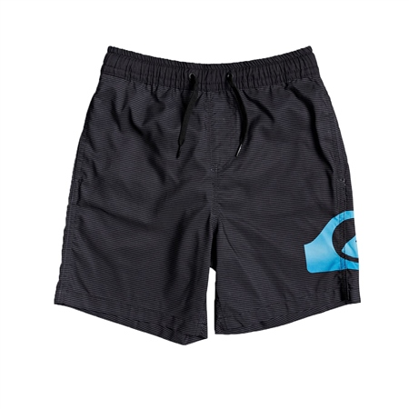 """Quiksilver Dredge 15"""" Volley Shorts - Iron Gate"""