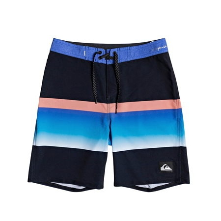 Quiksilver Slab Boardshorts - Black  - Click to view a larger image