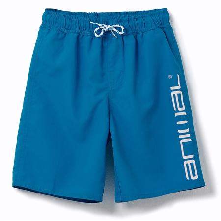 Animal Tannar Boys Boardshorts - Mediterranean Blue