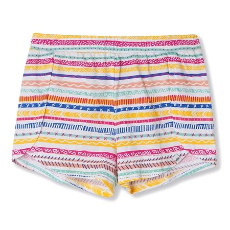 Animal Malibu Girls Shorts - White