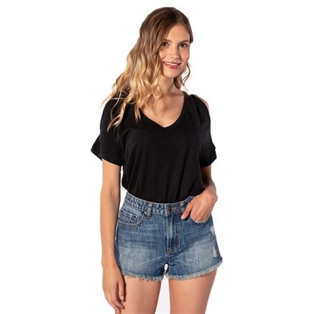 Rip Curl Moon Light T-Shirt - Black