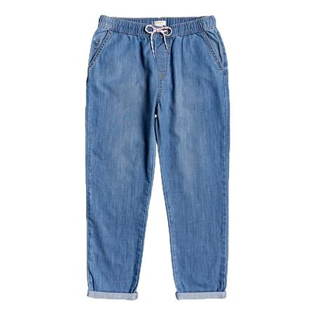 Roxy Girls Passing Afternoon Denim Shorts