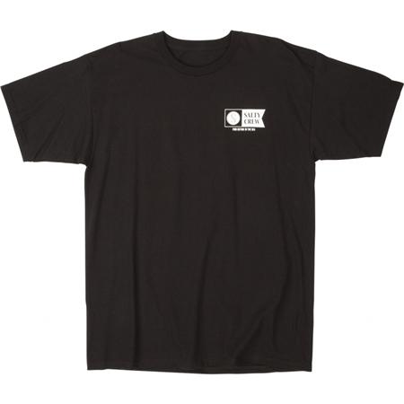 Salty Crew Alpha Premium T-Shirt - Black  - Click to view a larger image