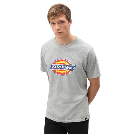 Dickies Horseshoes T-Shirt - Grey Malange