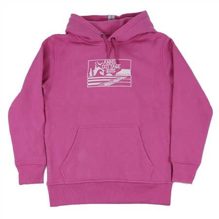 ACS Clothing Girls Corp Hoody - Pink  - Click to view a larger image