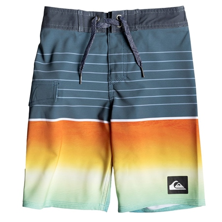 "Quiksilver Highline Slab 14""- Boardshorts S19 - Ebony  - Click to view a larger image"