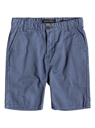 Quiksilver Everyday Walkshorts - Bijou Blue  - Click to view a larger image