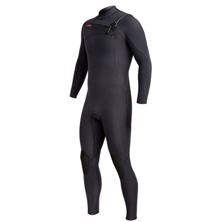 Xcel Infinity Limited 5/4mm Chest Zip Wetsuit - Black  - Click to view a larger image