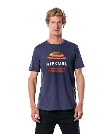 Rip Curl El Mama T-Shirt - Navy
