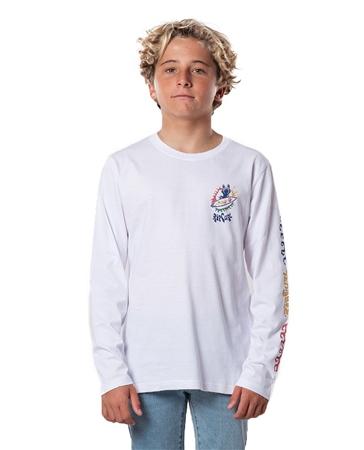 Rip Curl Surfonfire T-Shirt - White