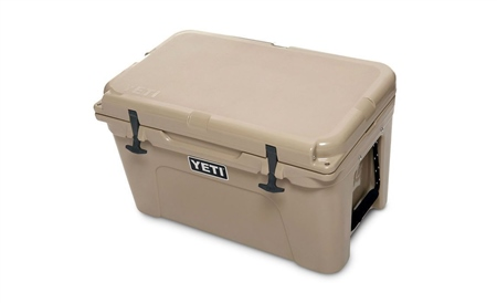 Yeti Tundra 45 Cooler - Tan  - Click to view a larger image