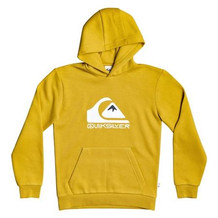 Quiksilver Big Logo Hoody - Honey