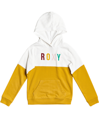 Roxy Tuesday Good Day Hoody - Mineral Yellow
