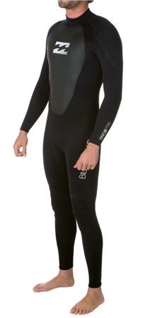 Billabong Intruder 5/4mm Wetsuit - Black (2021)