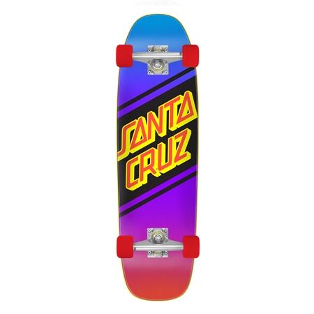 "Santa Cruz Street Skate Street 29.4"" Skateboard - Purple & Red  - Click to view a larger image"
