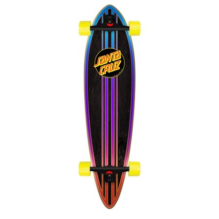 "Santa Cruz Sundown Pintail 39"" Skateboard - Multi  - Click to view a larger image"