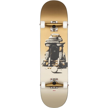 Globe G2 On The Brink Skateboard - Shelter