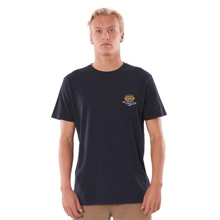Rip Curl Endless Runners T-Shirt - Black