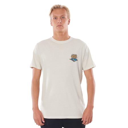 Rip Curl Endless Runners T-Shirt - Bone