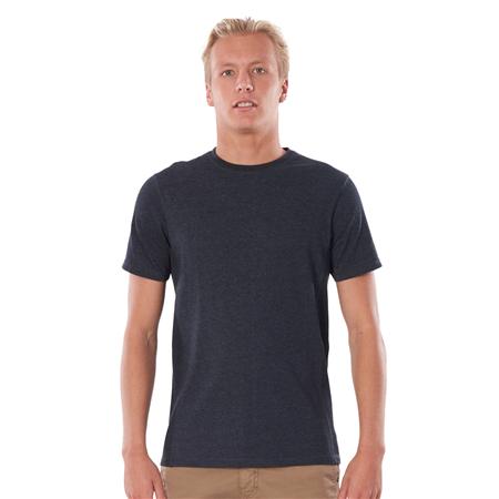 Rip Curl Pivoting T-Shirt - Black Marled