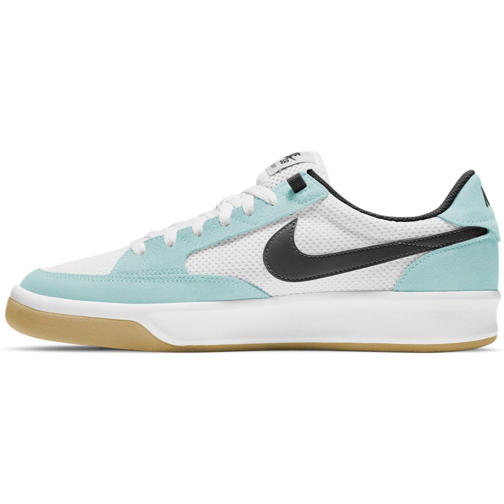 Nike SB Adversary Shoes in Blue & Black & White | Nike SB Footwear ...