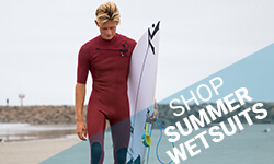 Shop Summer Wetsuits